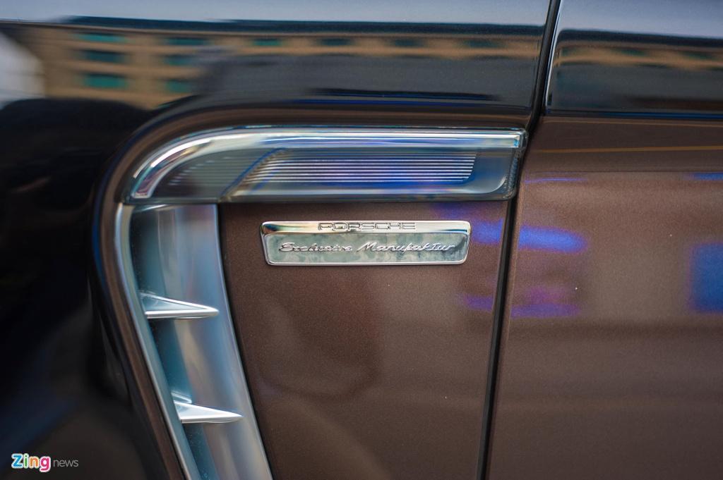 Chiem nguong Porsche Panamera Turbo S Exclusive hang hiem o Ha Noi hinh anh 5