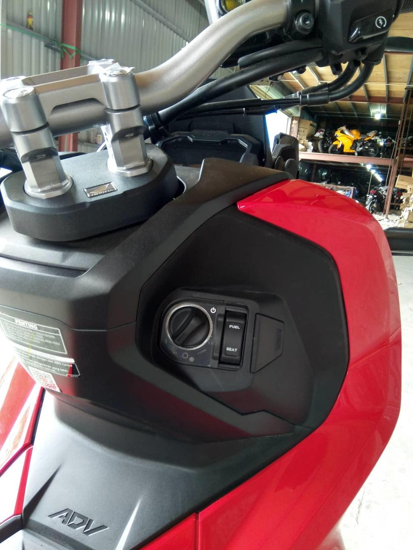 Honda ADV 150 cap ben dai ly, sap ban o VN hinh anh 2