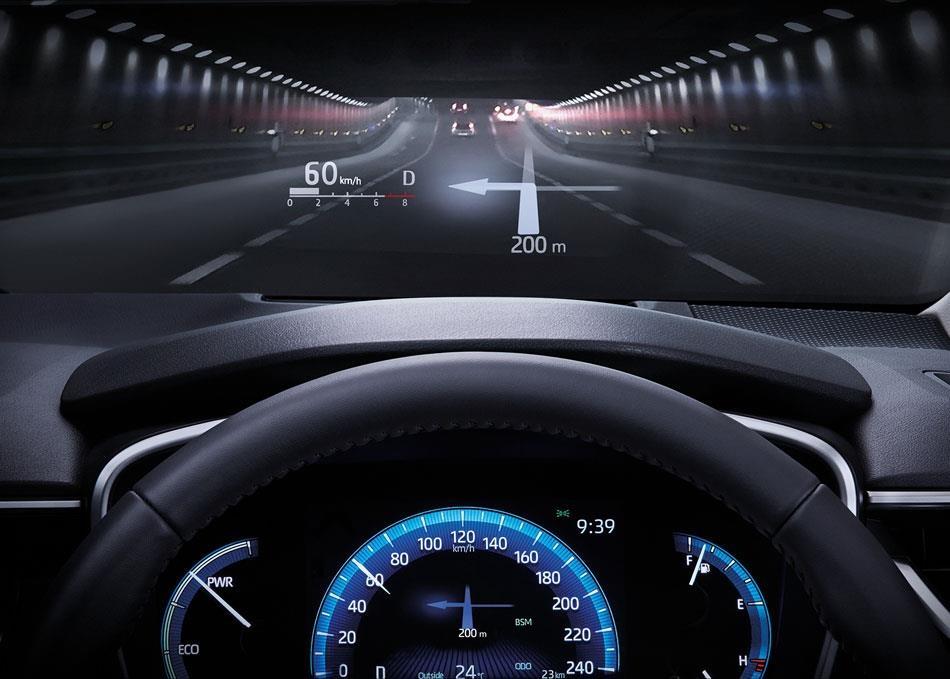 Toyota Corolla Altis 2020 chinh thuc ra mat tai Thai Lan hinh anh 15