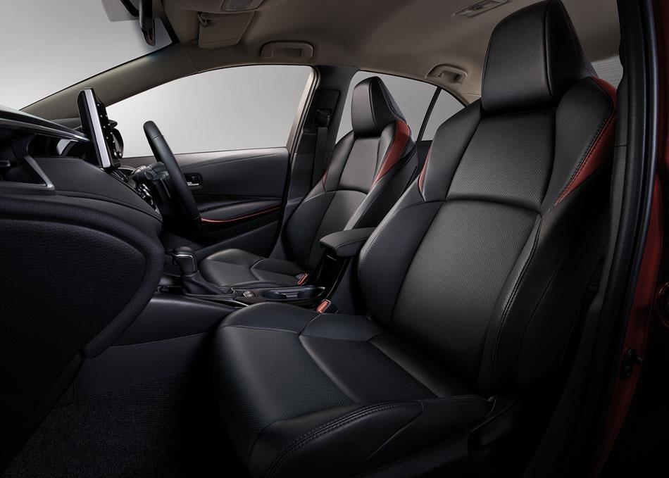 Toyota Corolla Altis 2020 chinh thuc ra mat tai Thai Lan hinh anh 6