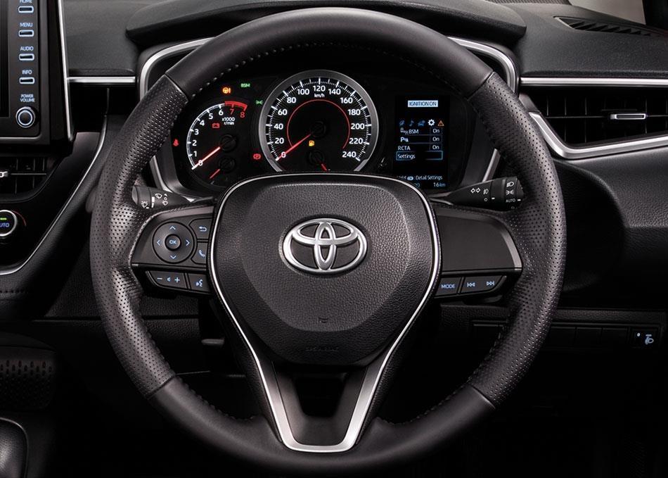 Toyota Corolla Altis 2020 chinh thuc ra mat tai Thai Lan hinh anh 12