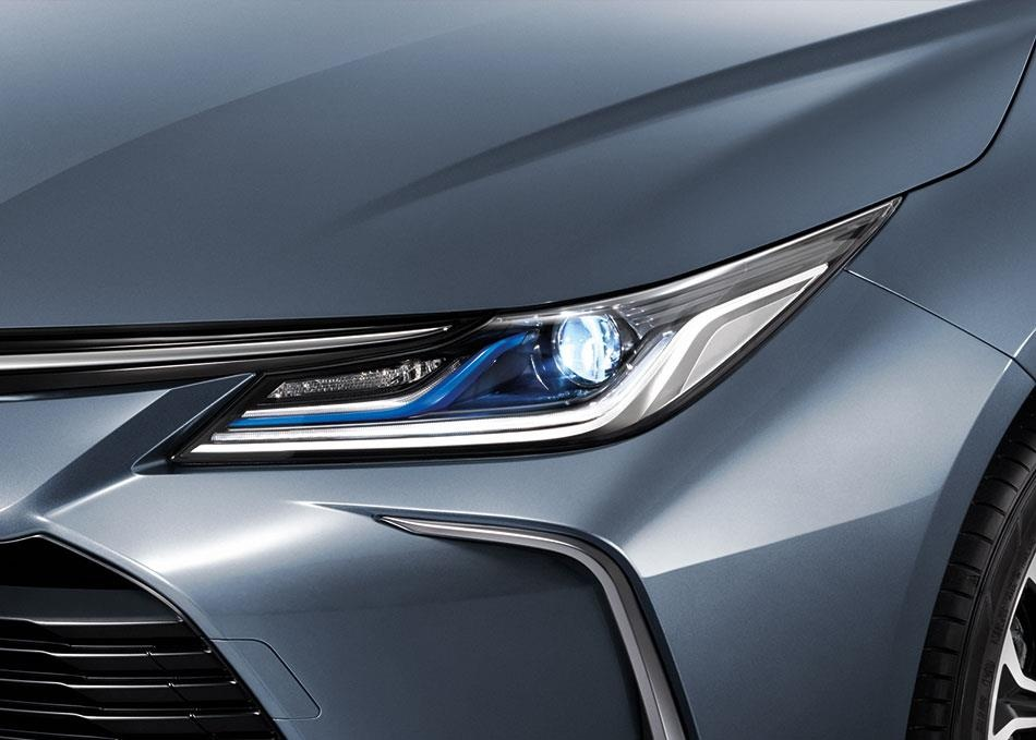 Toyota Corolla Altis 2020 chinh thuc ra mat tai Thai Lan hinh anh 9