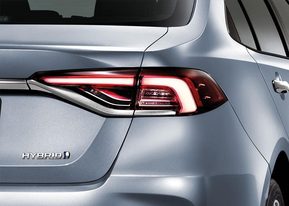 Toyota Corolla Altis 2020 chinh thuc ra mat tai Thai Lan hinh anh 4
