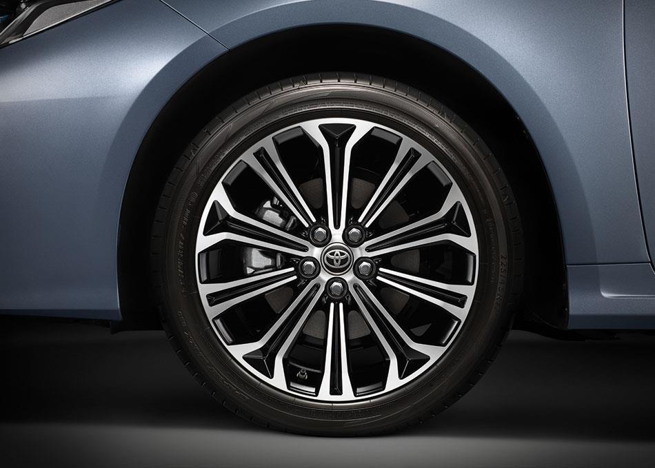 Toyota Corolla Altis 2020 chinh thuc ra mat tai Thai Lan hinh anh 5