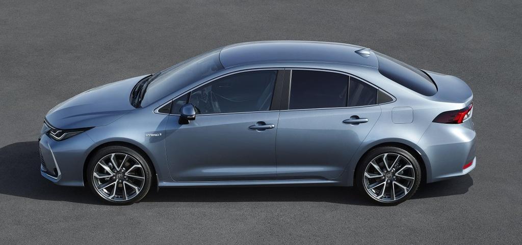 Toyota Corolla Altis 2020 chinh thuc ra mat tai Thai Lan hinh anh 10