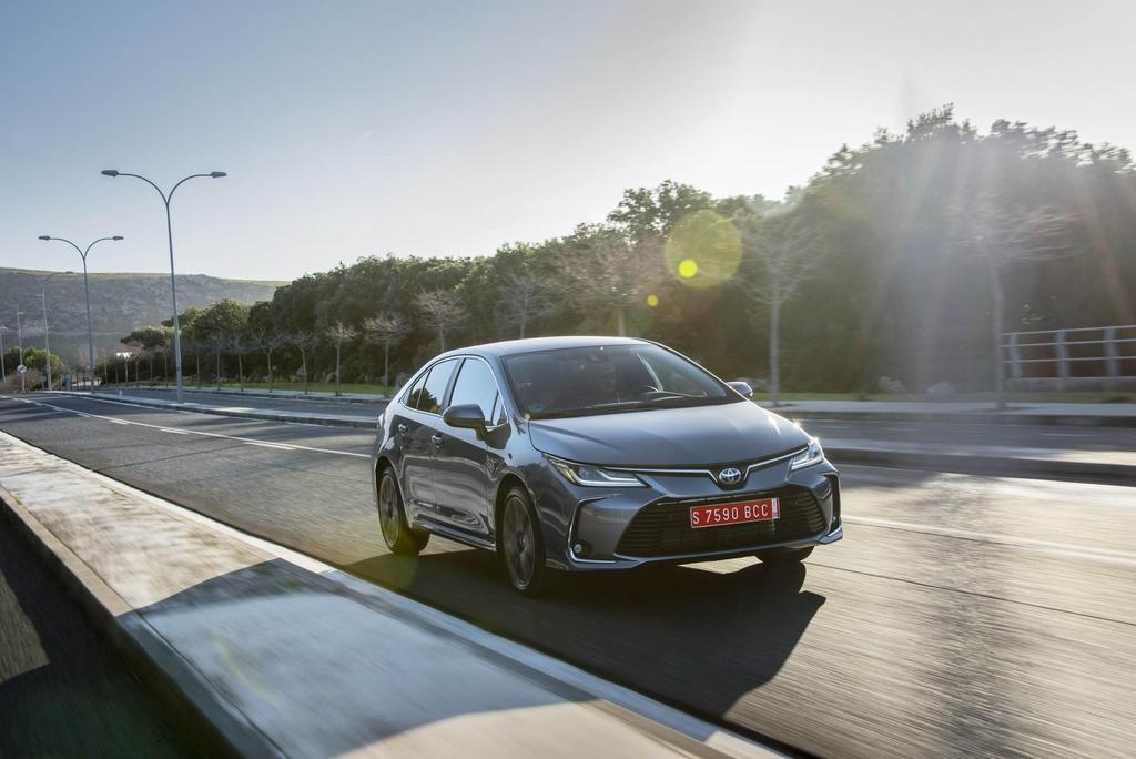 Toyota Corolla Altis 2020 chinh thuc ra mat tai Thai Lan hinh anh 2