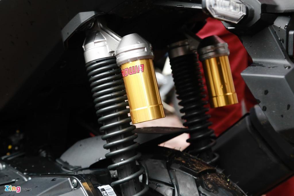 Can canh Honda ADV 150 vua ban tai VN, gia 85-90 trieu dong hinh anh 9