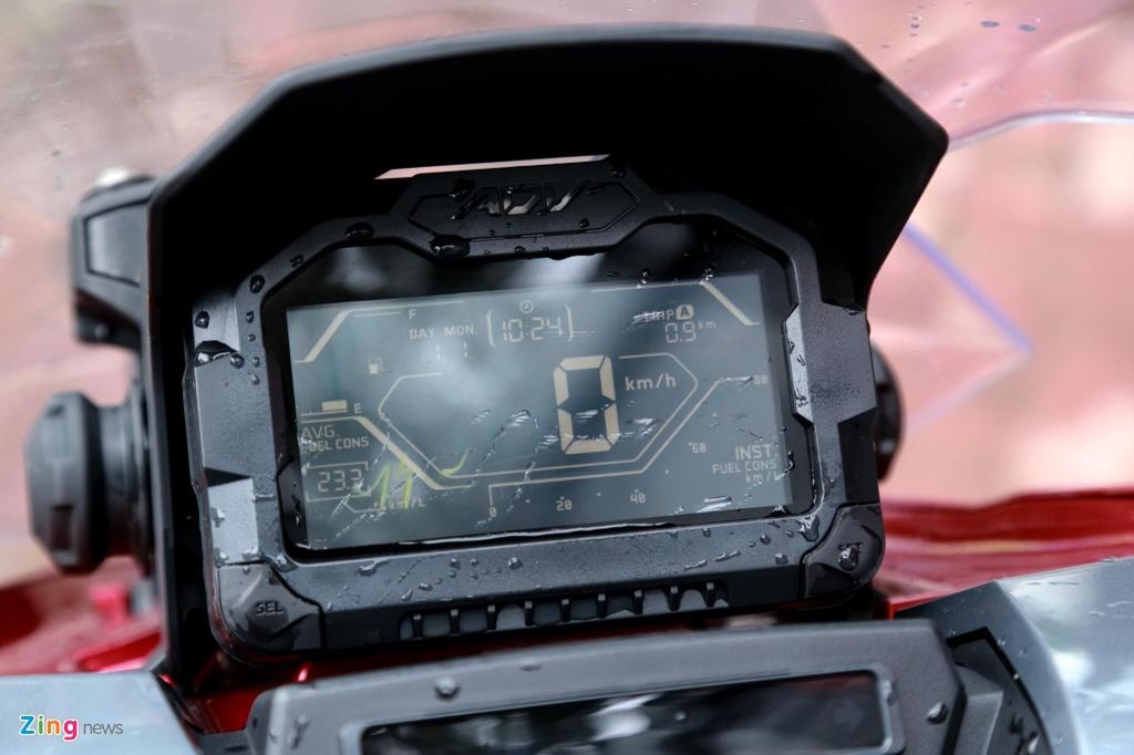Can canh Honda ADV 150 vua ban tai VN, gia 85-90 trieu dong hinh anh 6