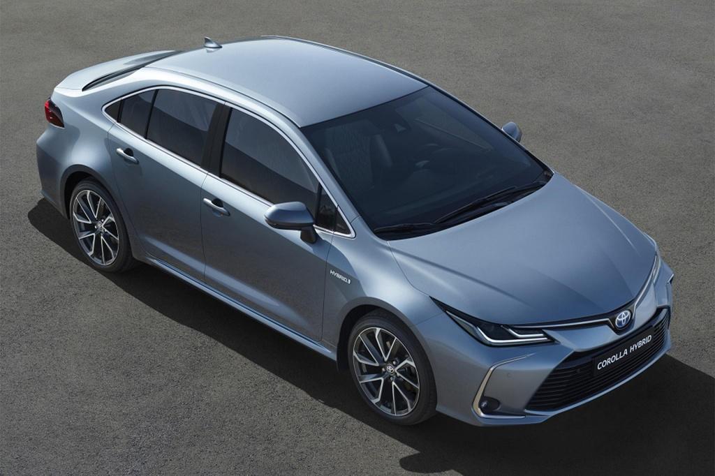 Toyota Corolla Altis 2020 chinh thuc ra mat tai Thai Lan hinh anh 7