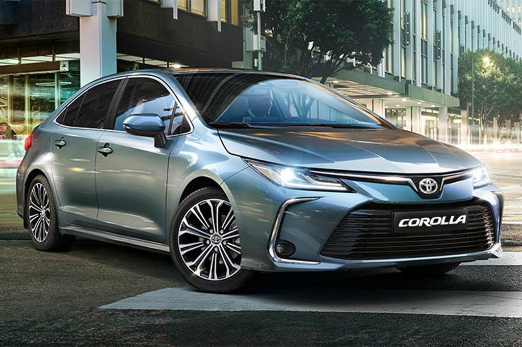 Toyota Corolla Altis 2020 chinh thuc ra mat tai Thai Lan hinh anh 8