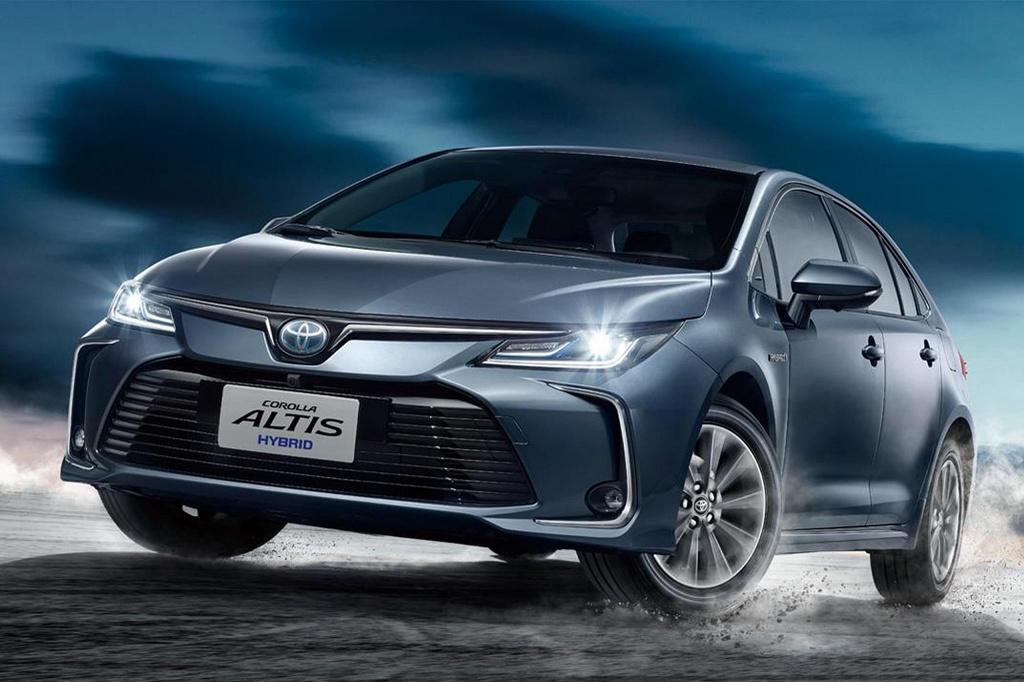 Toyota Corolla Altis 2020 chinh thuc ra mat tai Thai Lan hinh anh 3