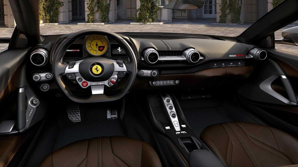 Ferrari 812 GTS ra mat the gioi anh 7
