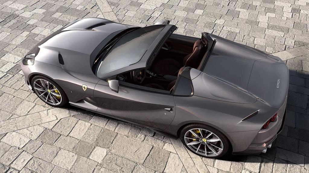 Ferrari 812 GTS ra mat the gioi anh 5