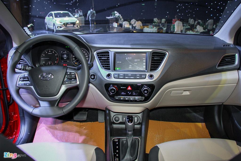 So sanh Kia Soluto va Hyundai Accent - thua moi thu tru gia ban hinh anh 10