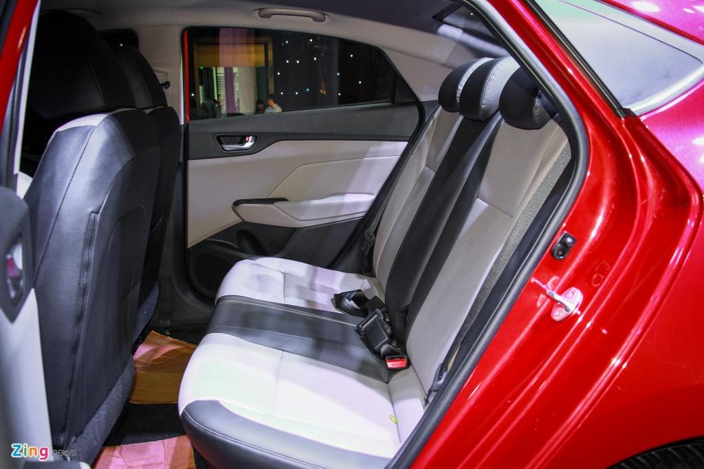 So sanh Kia Soluto va Hyundai Accent - thua moi thu tru gia ban hinh anh 15