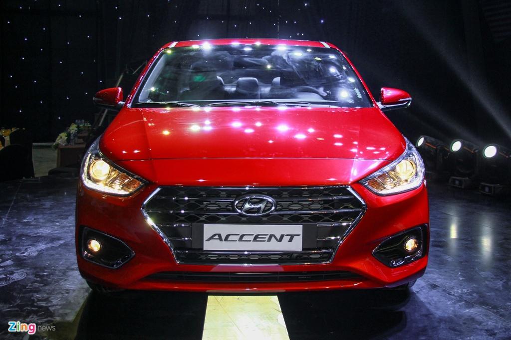 So sanh Kia Soluto va Hyundai Accent - thua moi thu tru gia ban hinh anh 1