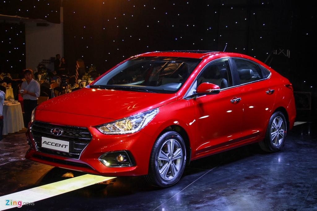 So sanh Kia Soluto va Hyundai Accent - thua moi thu tru gia ban hinh anh 5