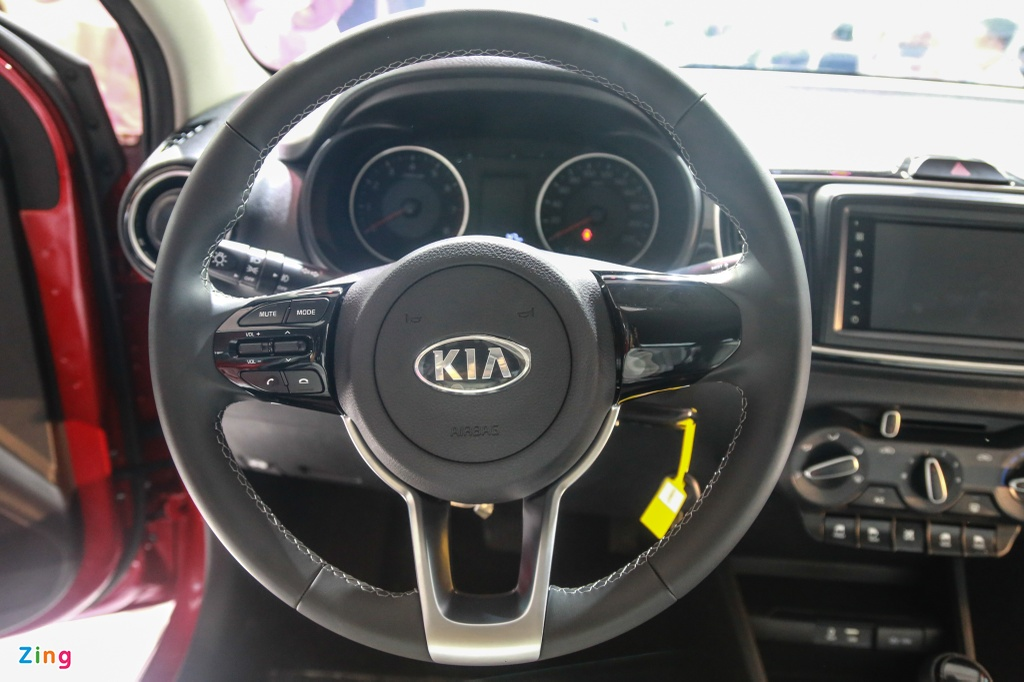 So sanh Kia Soluto va Hyundai Accent - thua moi thu tru gia ban hinh anh 12