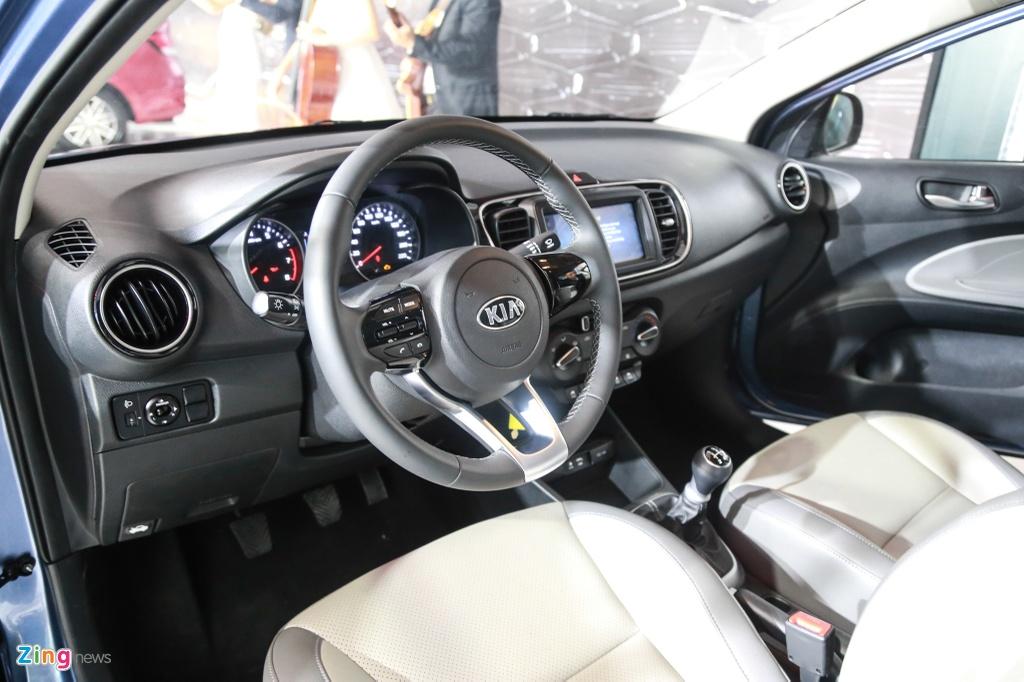 So sanh Kia Soluto va Hyundai Accent - thua moi thu tru gia ban hinh anh 11