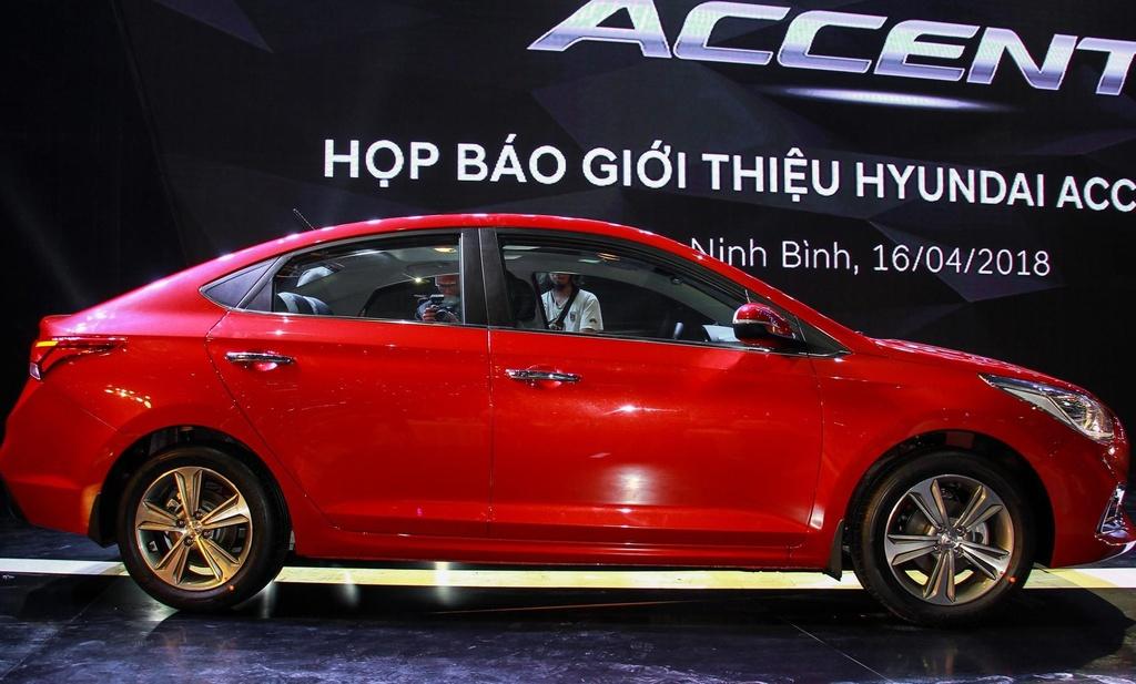 So sanh Kia Soluto va Hyundai Accent - thua moi thu tru gia ban hinh anh 19