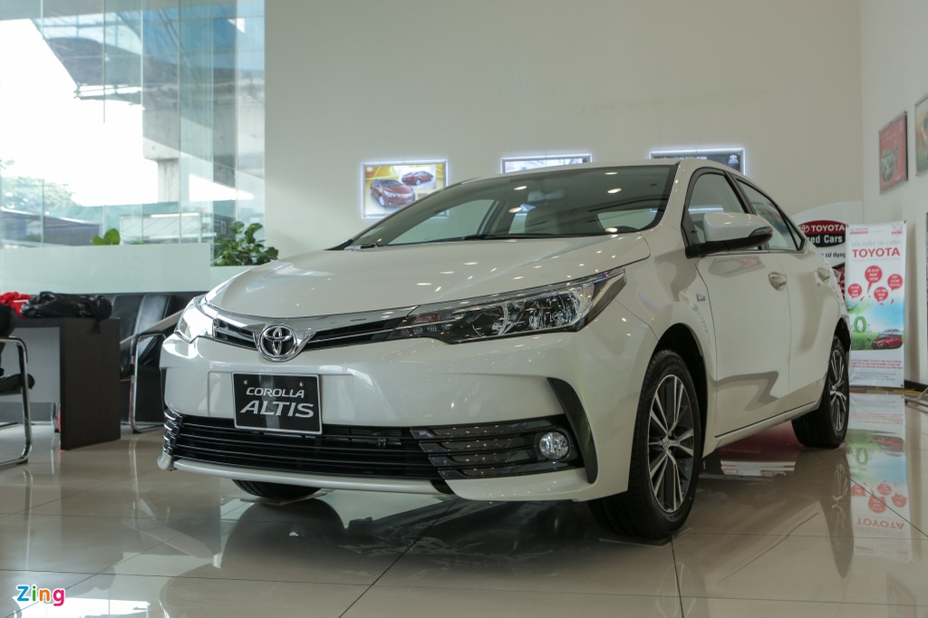 Toyota Corolla Altis 2020 co gi dac biet hon the he cu? anh 4