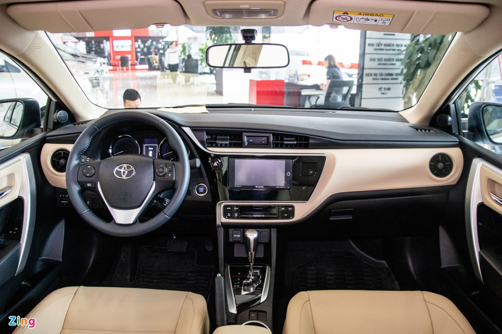 Toyota Corolla Altis 2020 co gi dac biet hon the he cu? anh 9