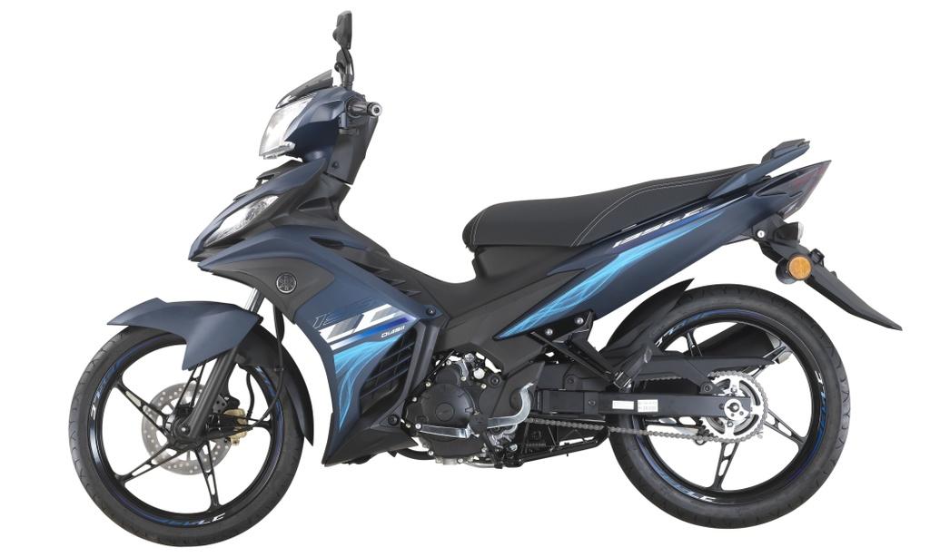Yamaha Exciter 135 ra mat phien ban xe so pho thong hinh anh 6