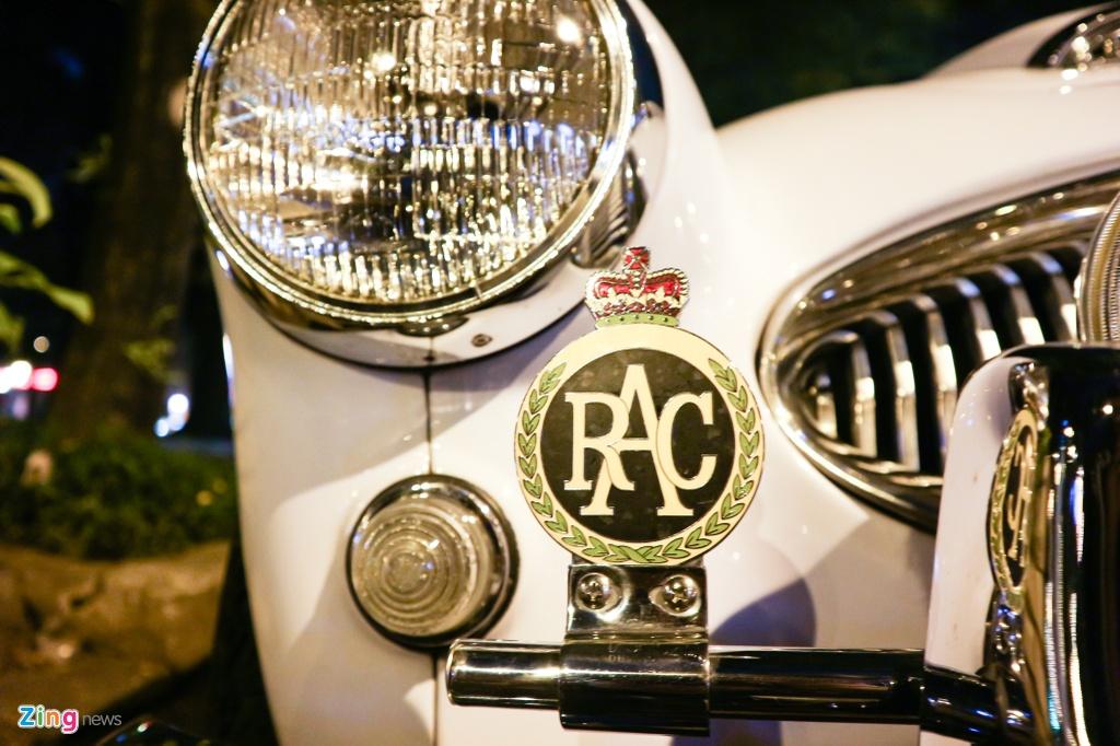Xe co Austin-Healey 3000 MK III cua dai gia TP.HCM hinh anh 4
