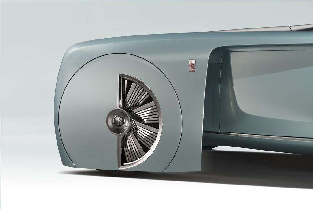 Xe dien tu lai cua Rolls-Royce nam 2035 se trong nhu the nao? hinh anh 10