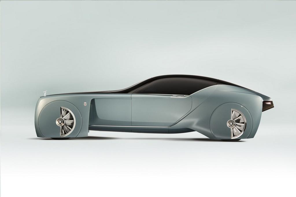 Xe dien tu lai cua Rolls-Royce nam 2035 se trong nhu the nao? hinh anh 9