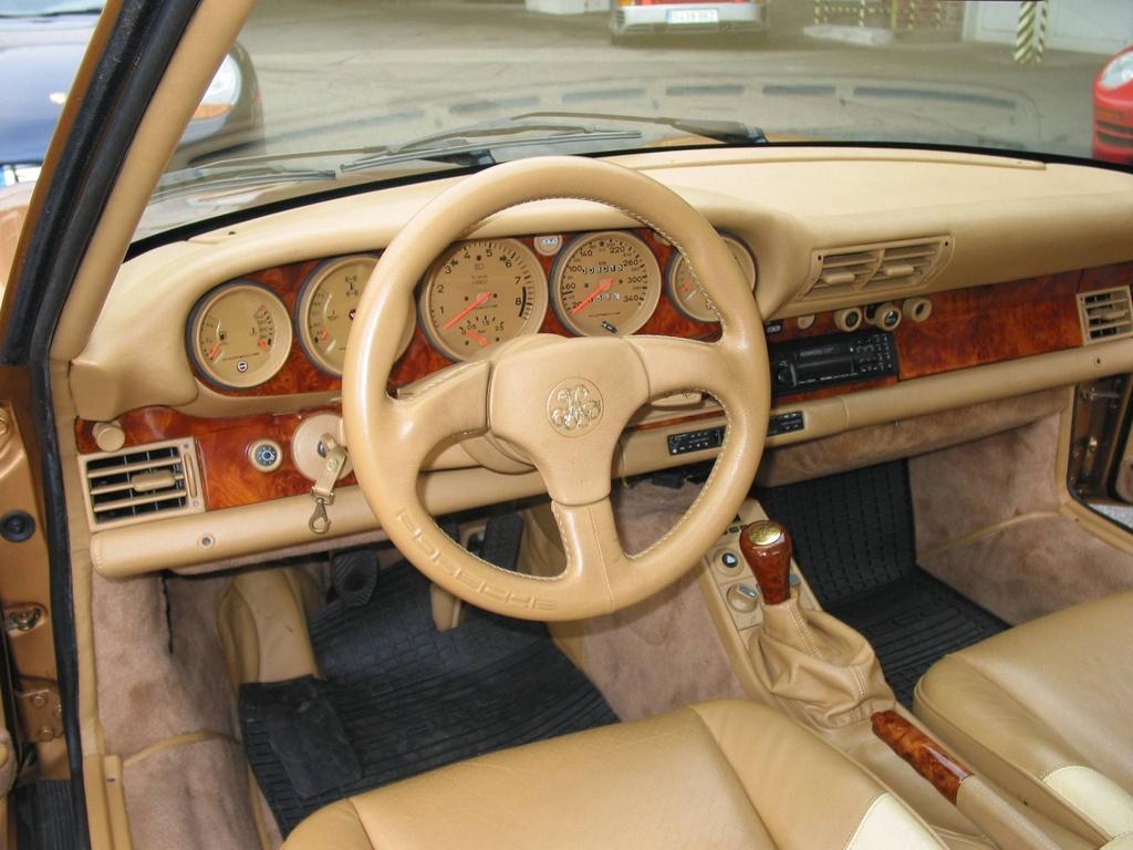 Chiem nguong Porsche 959 'hoang kim' cuc doc cua hoang than Qatar hinh anh 5