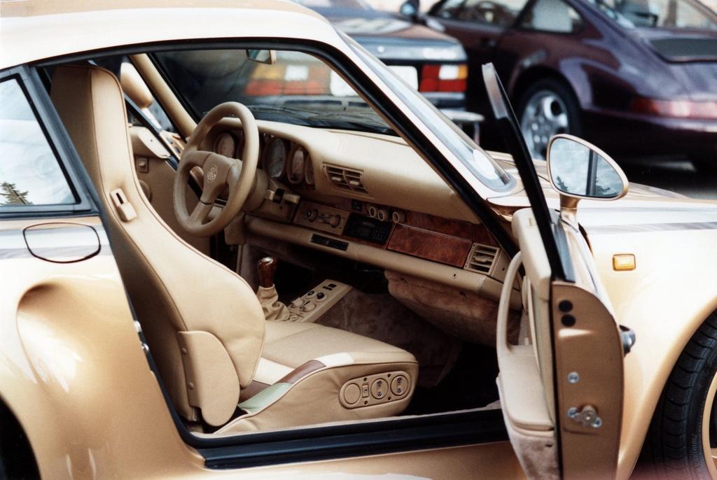 Chiem nguong Porsche 959 'hoang kim' cuc doc cua hoang than Qatar hinh anh 4