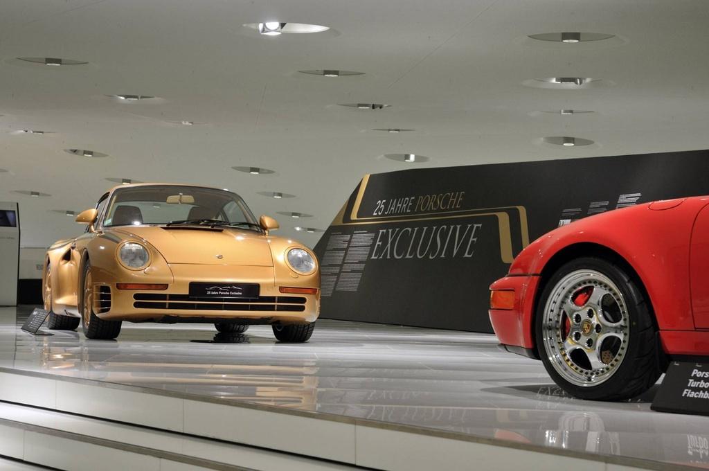 Chiem nguong Porsche 959 'hoang kim' cuc doc cua hoang than Qatar hinh anh 8