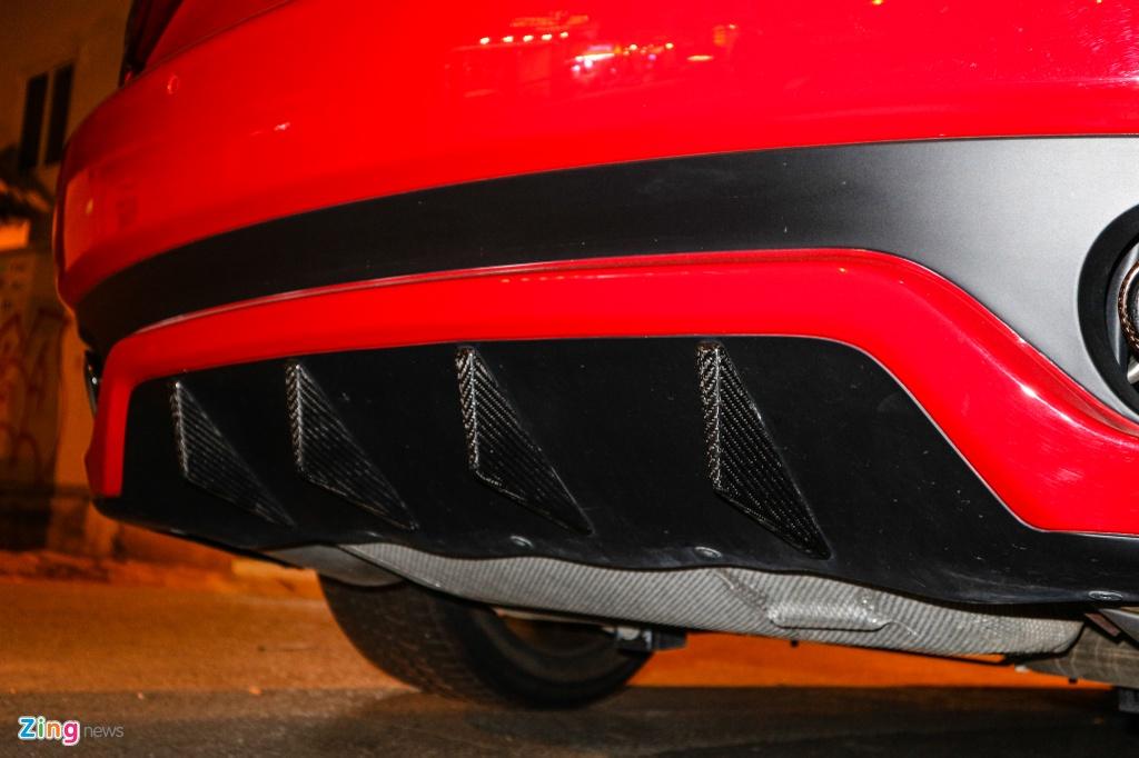 Chiem nguong Maserati GranTurismo Sport mau do hang hiem o VN hinh anh 10