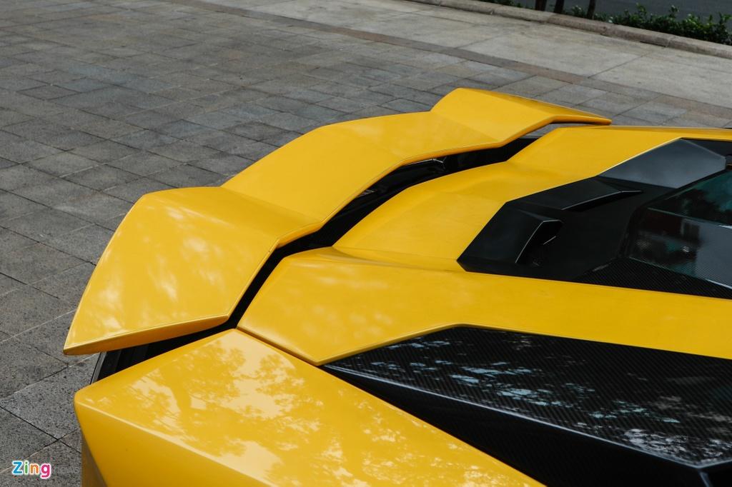 Lamborghini Aventador S nang cap ngoai hinh sau su co Car Passion anh 8