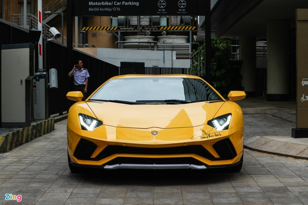 Lamborghini Aventador S nang cap ngoai hinh sau su co Car Passion anh 2