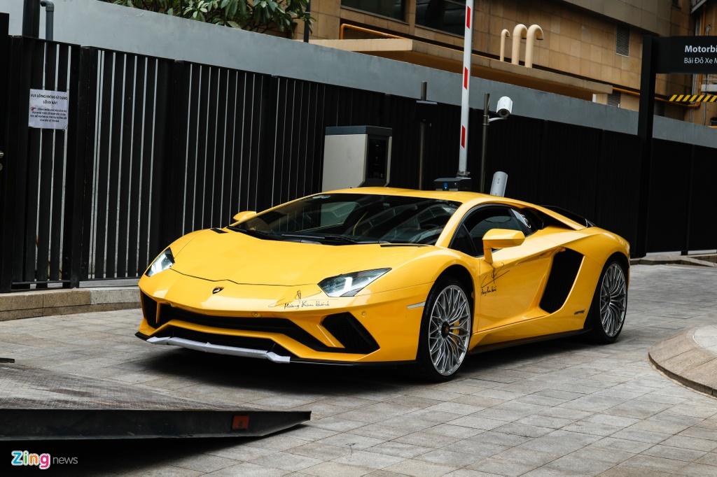 Lamborghini Aventador S nang cap ngoai hinh sau su co Car Passion anh 10