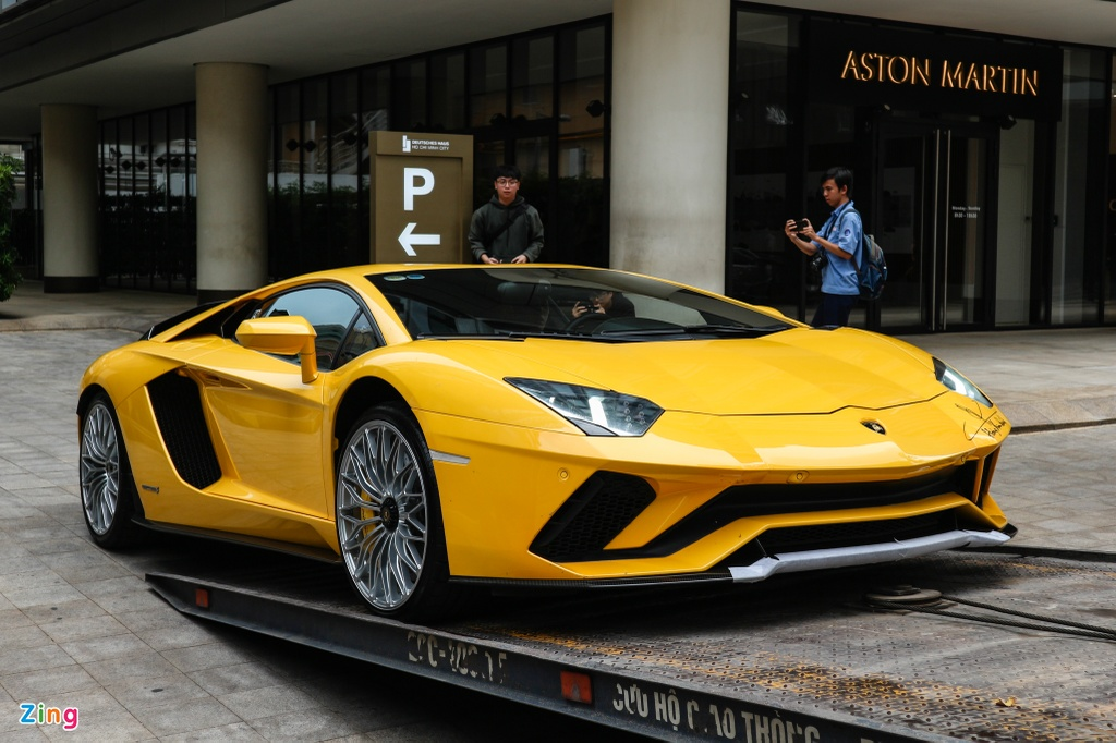 Lamborghini Aventador S nang cap ngoai hinh sau su co Car Passion anh 11