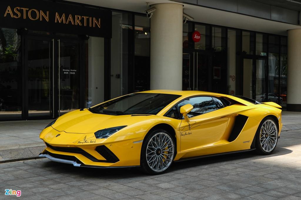 Lamborghini Aventador S nang cap ngoai hinh sau su co Car Passion anh 1