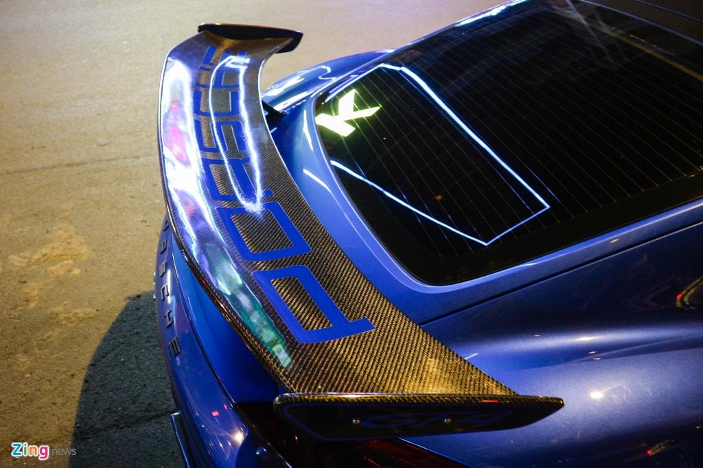 Can canh Porsche Cayman do phong cach xe dua o TP.HCM hinh anh 7