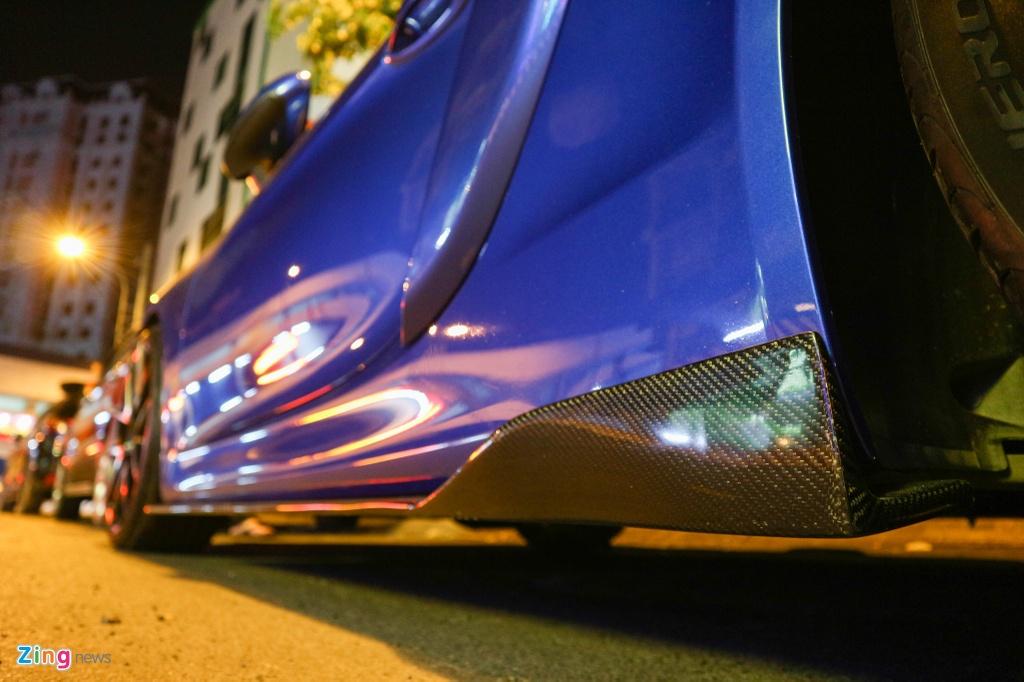 Can canh Porsche Cayman do phong cach xe dua o TP.HCM hinh anh 6