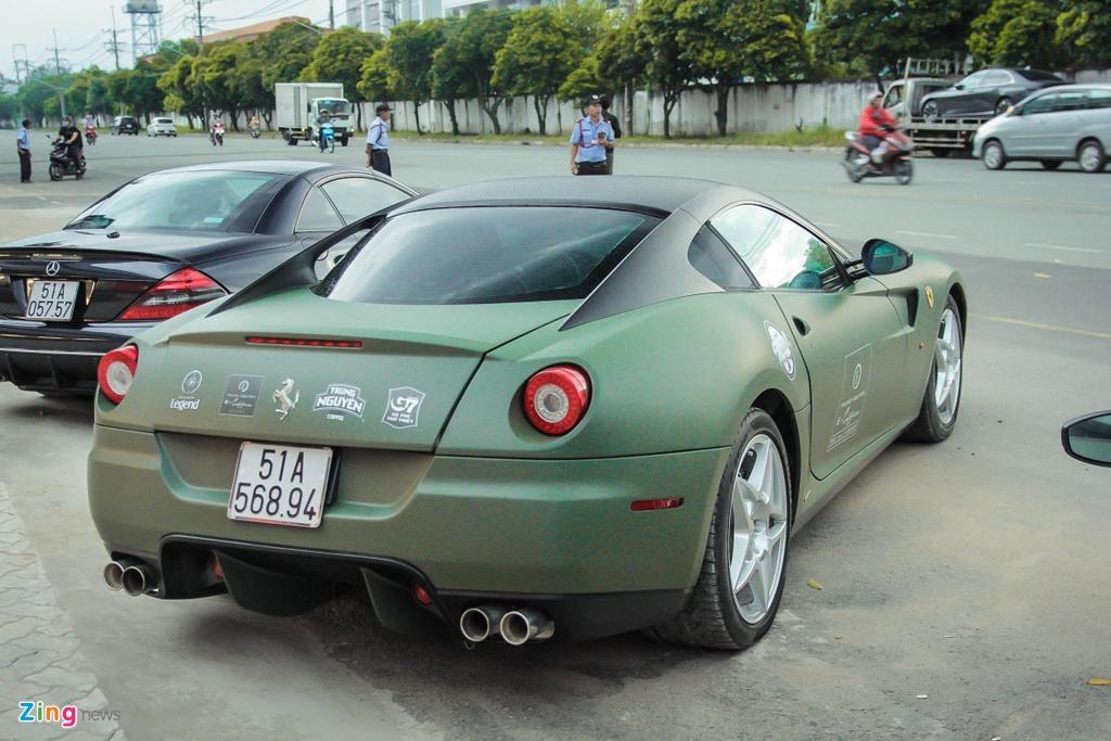 Ferrari 599 GTB doc nhat Viet Nam anh 3
