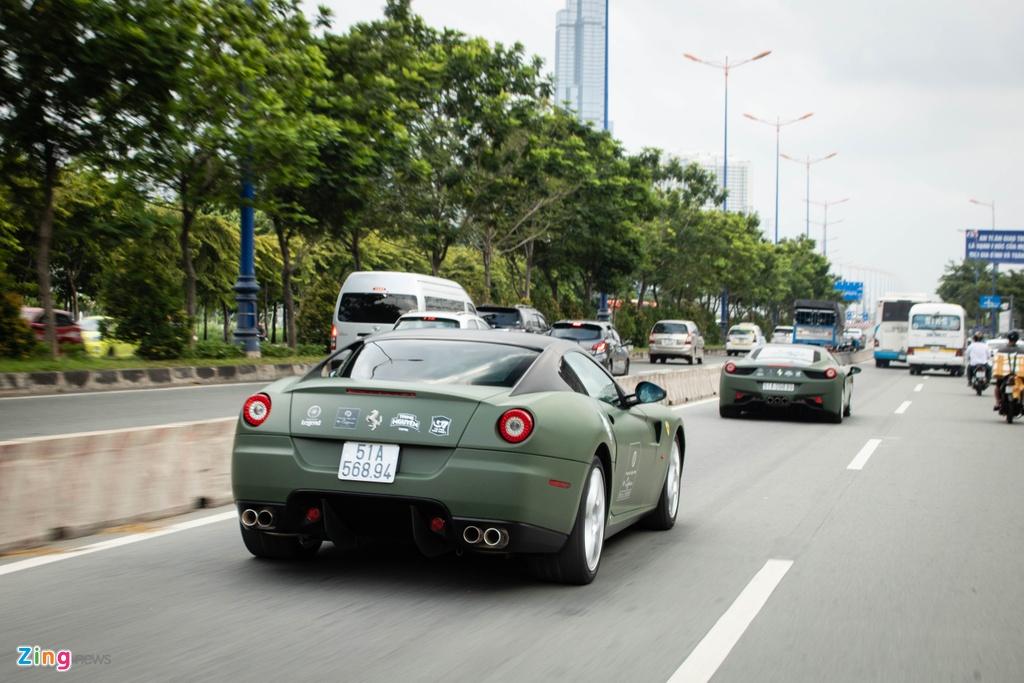 Ferrari 599 GTB doc nhat Viet Nam anh 9