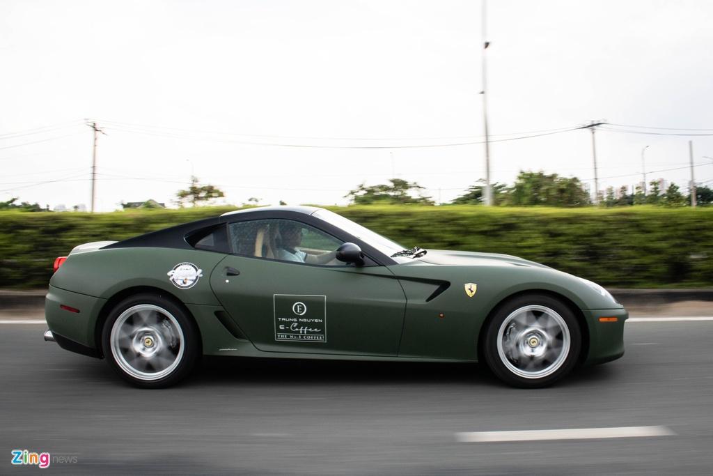 Ferrari 599 GTB doc nhat Viet Nam anh 11
