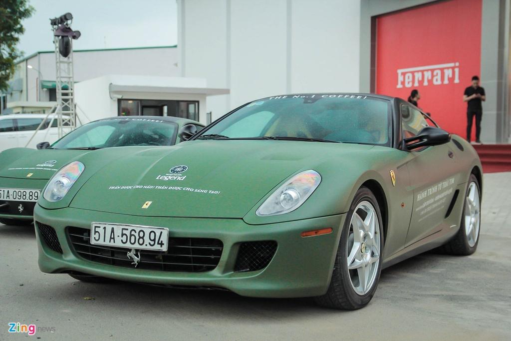 Ferrari 599 GTB doc nhat Viet Nam anh 2