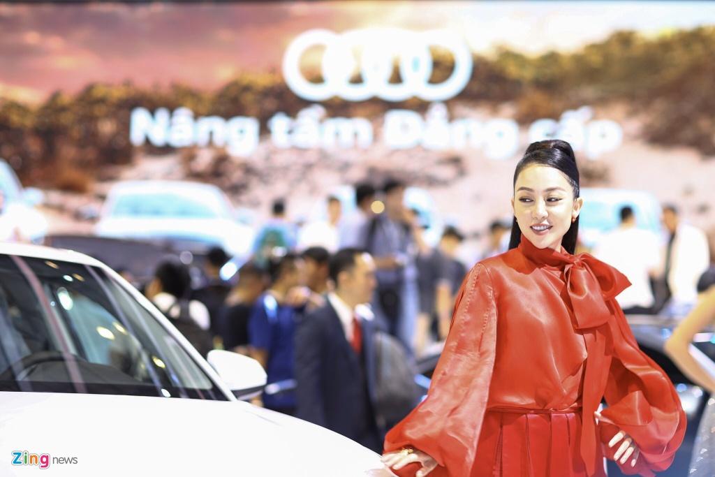 Thu Thao Linh Nga Phuong Anh Dao tai VMS 2019 anh 6