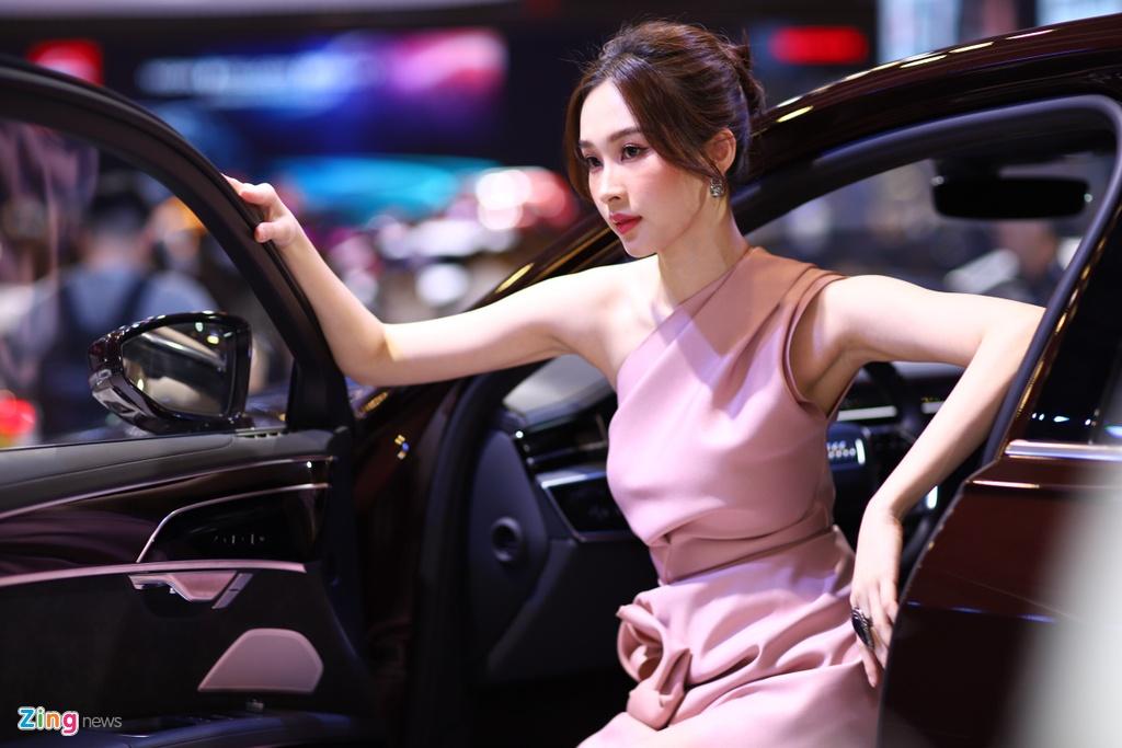 Thu Thao Linh Nga Phuong Anh Dao tai VMS 2019 anh 3