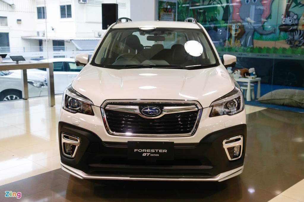 Subaru Forester GT edition ra mat, ve VN vao thang 4 nam sau hinh anh 2