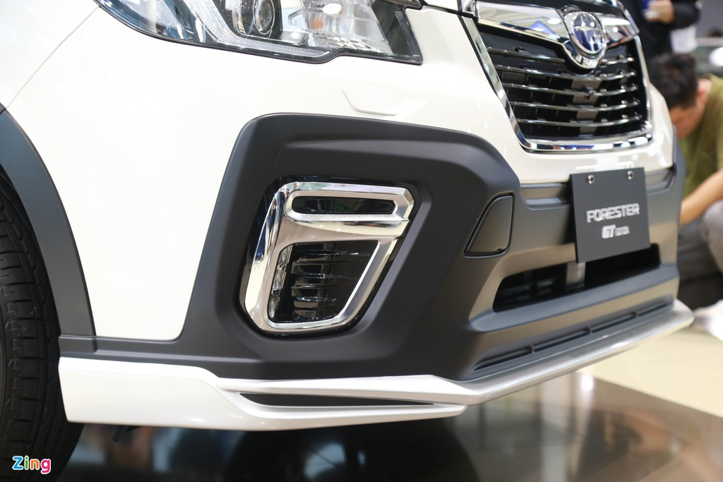 Subaru Forester GT edition ra mat, ve VN vao thang 4 nam sau hinh anh 4