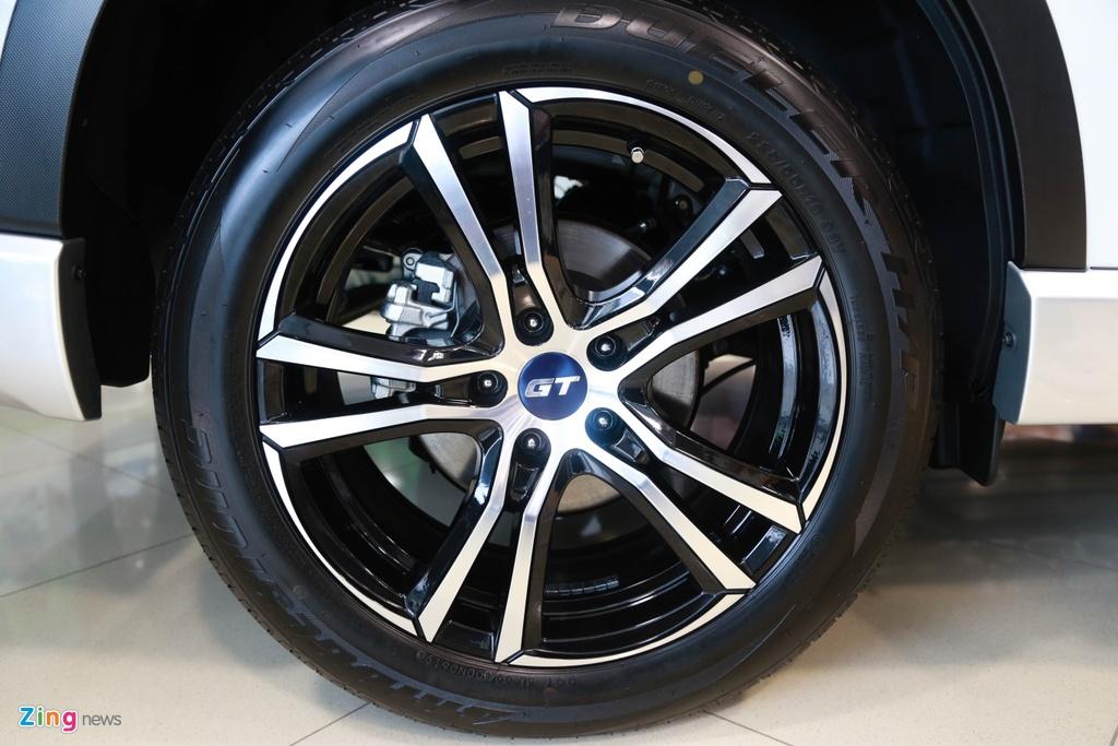 Subaru Forester GT edition ra mat, ve VN vao thang 4 nam sau hinh anh 5